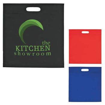 Large Heat Sealed Non-Woven Exhibition Tote Bag